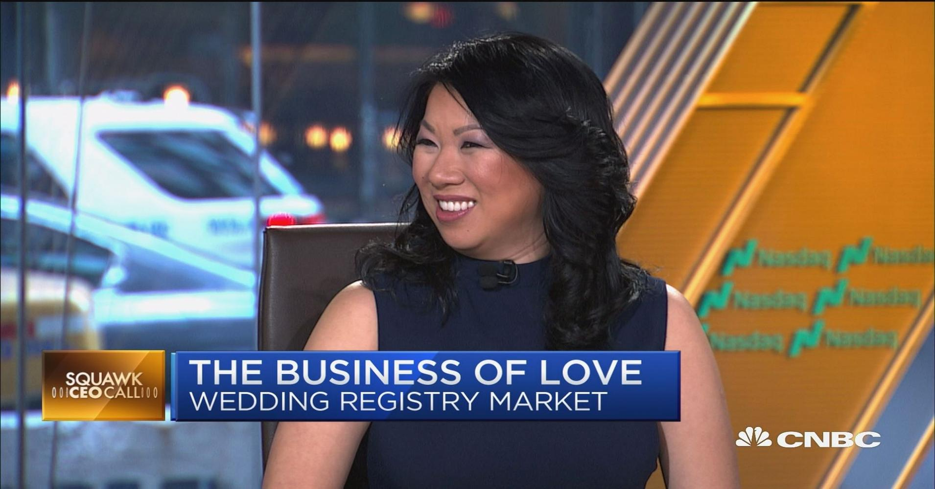 Zola CEO on the business of weddings