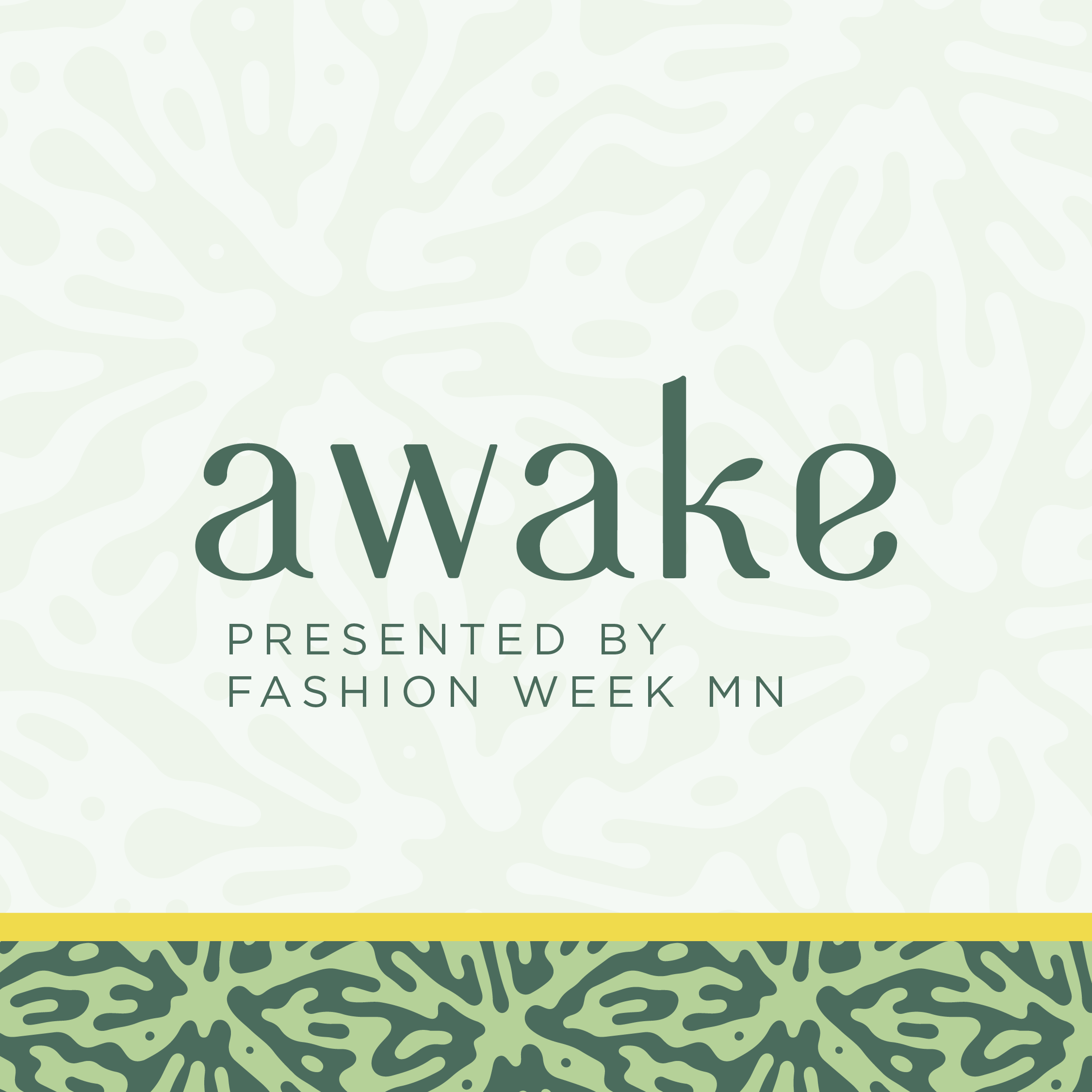 Logo created for Fashion Week MN by VZNCY
