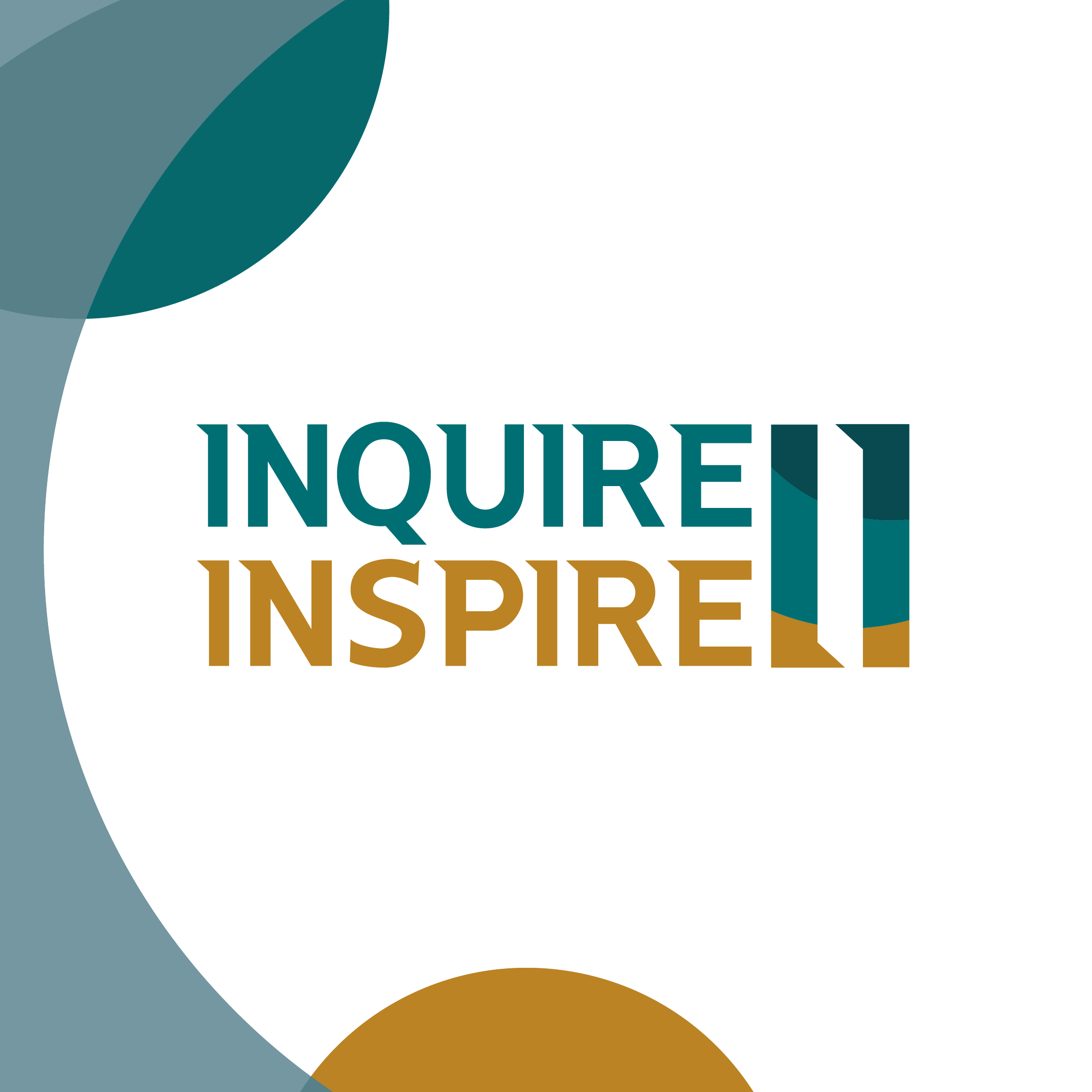 Logo created for Inquire 2 Inspire by VZNCY