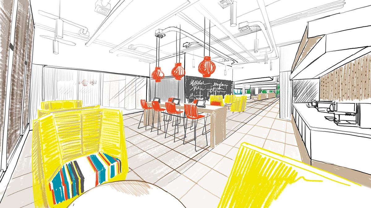 Microsoft Hong Kong Cafe