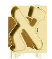 Golden Alef for Hebrew
