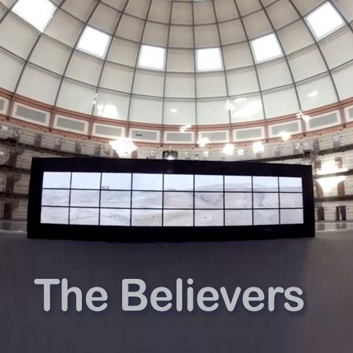 The believers Installation | Supervising Editor