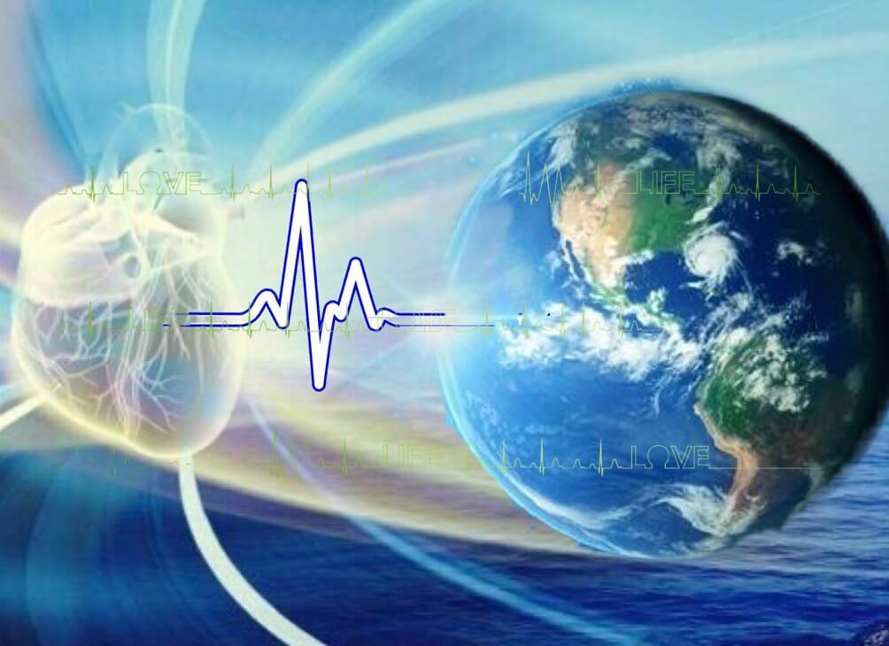 Frecuencia Electromagnética del Planeta Sus Elevaciones e Implicancia en el Ser Humano
