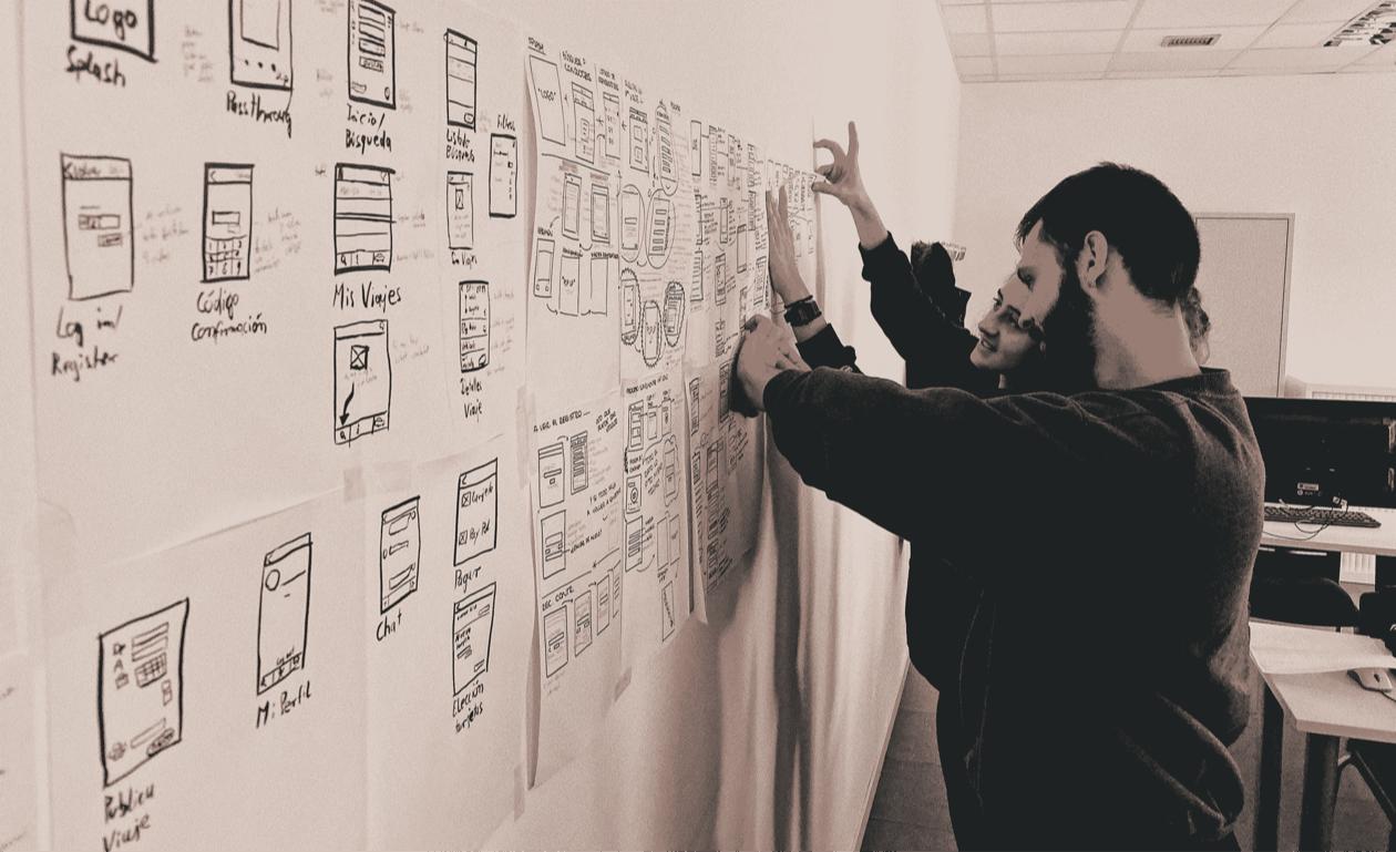 Atelier collaboratif  de Design Sprint