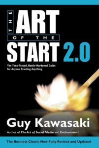 Cover of The Art of the Start by Guy Kawasaki, one of the best books for startups