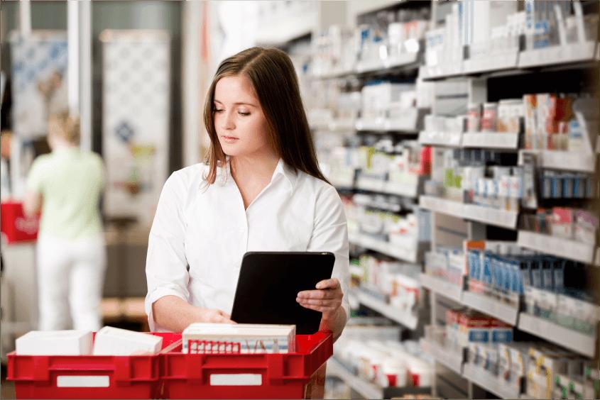 Pharmacy employee