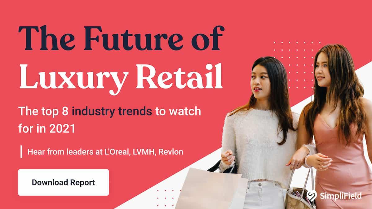 luxury retail report