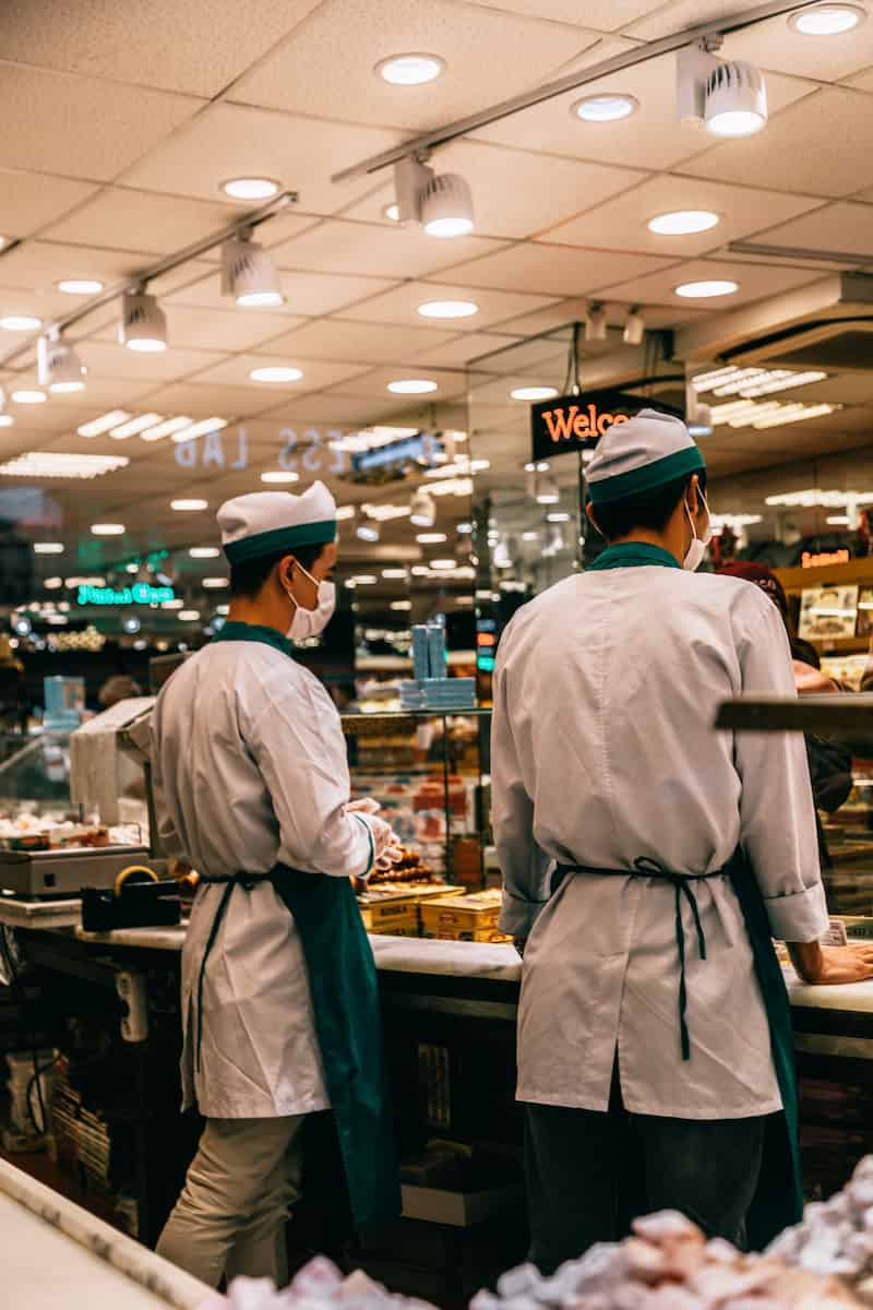 retail workforce