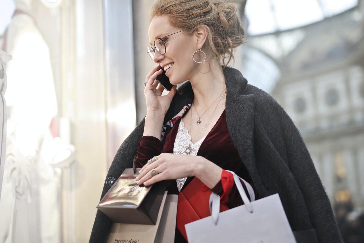 retail customer mobile