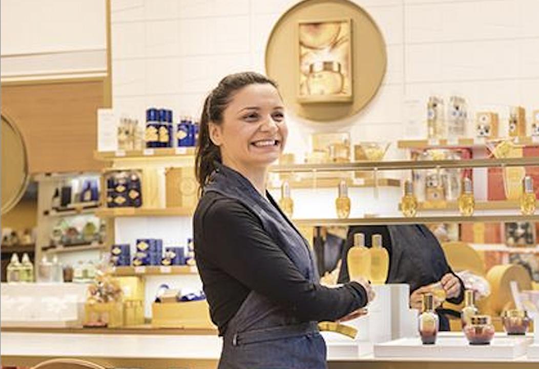 retail employee l'occitane wholesale