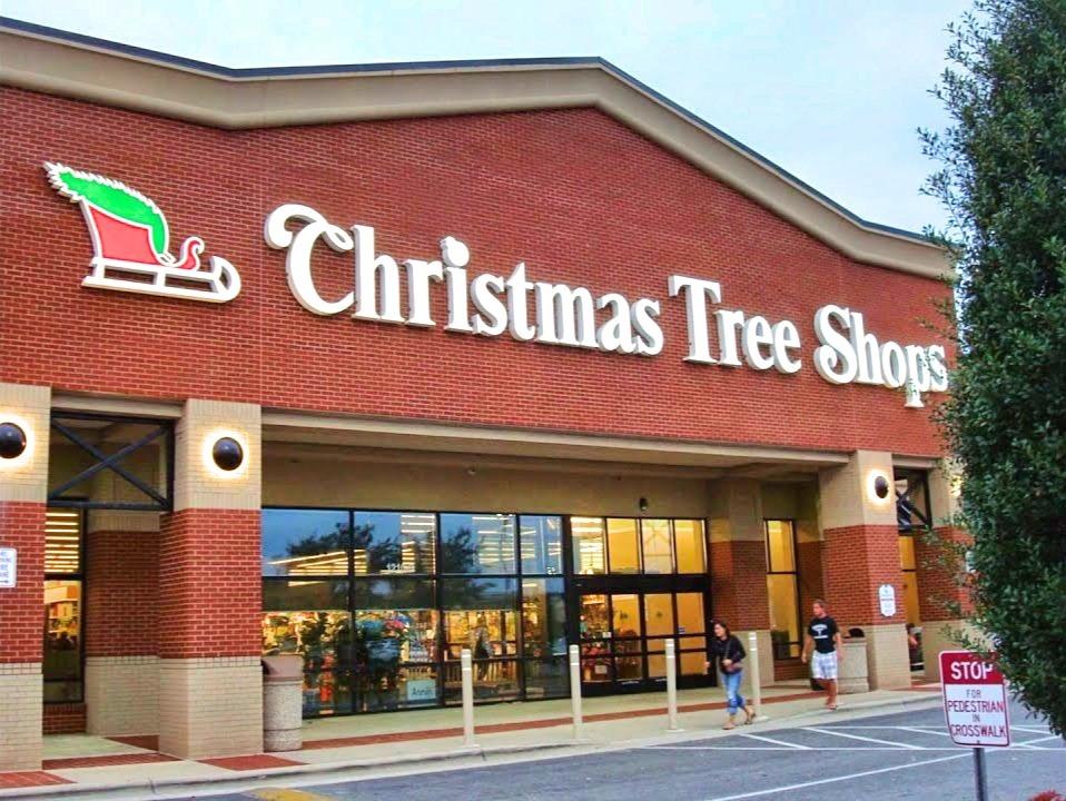 christmas tree shops store
