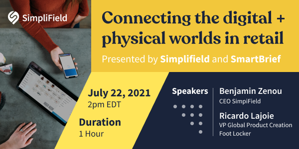 webinar connecting digital and physical retail