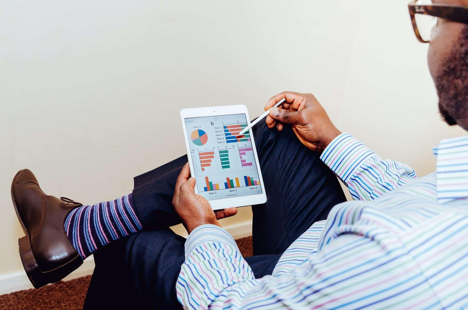 retail business intelligence dashboard