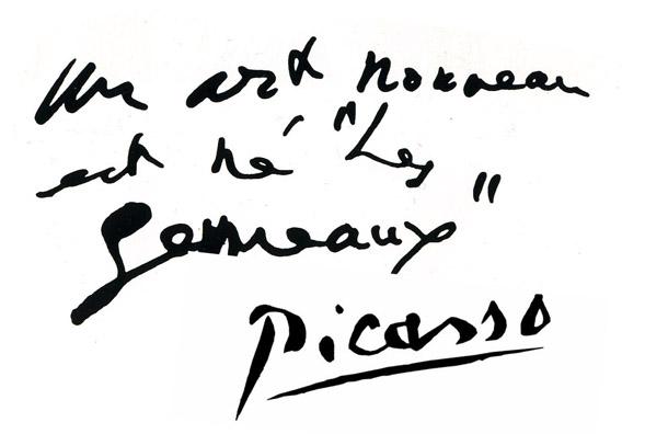 Pablo Picasso et Cokpit : expérience et maturité