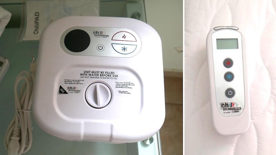chilipad cube and wireless remote
