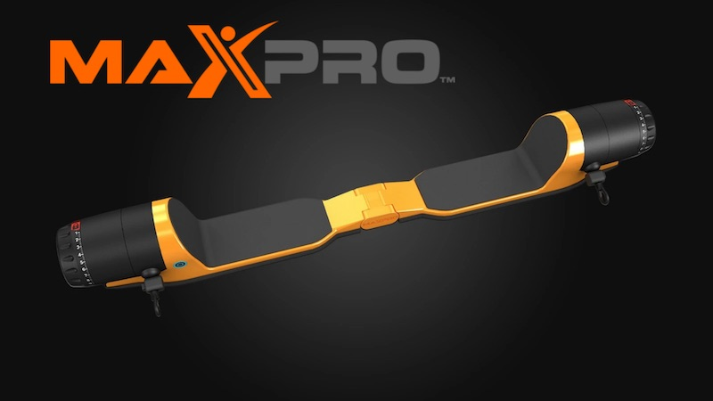 The Maxpro portable home smart gym.