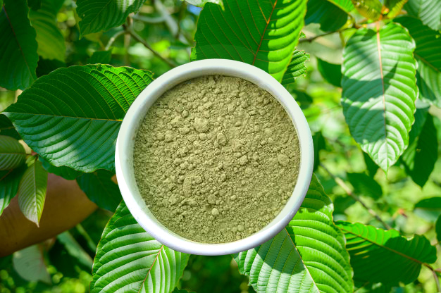 Kratom helping people with stress