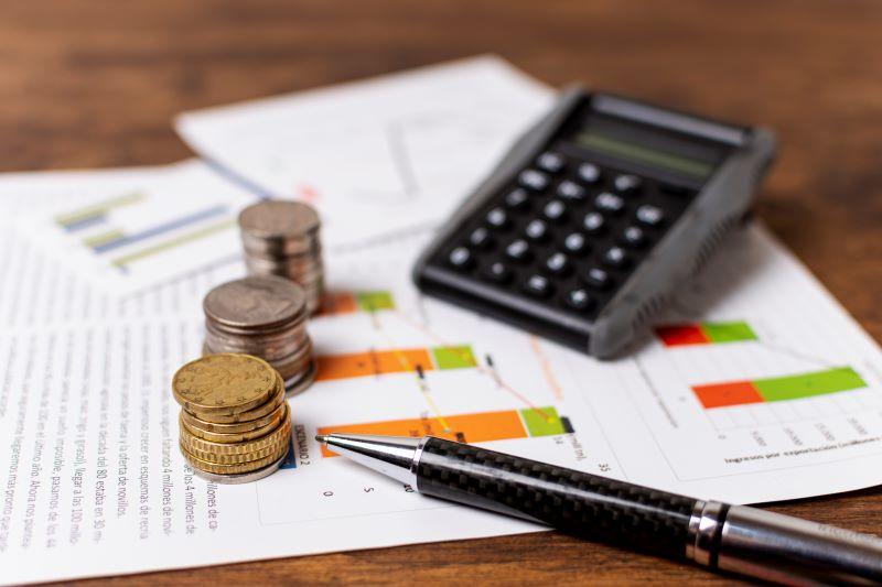 Zakelijke lening groei
