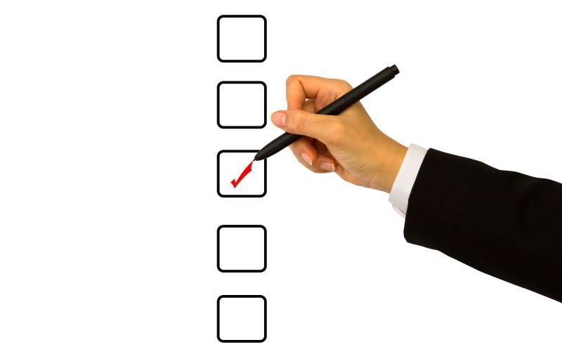 Benodigde informatie, vereisten en criteria voor een zakelijke lening