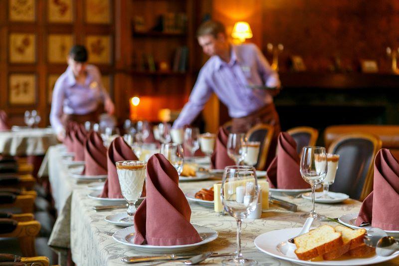 Zakelijke lening restaurant