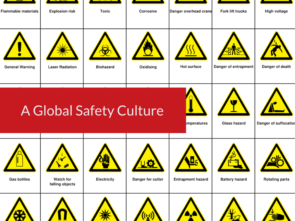 A Global Safety Culture