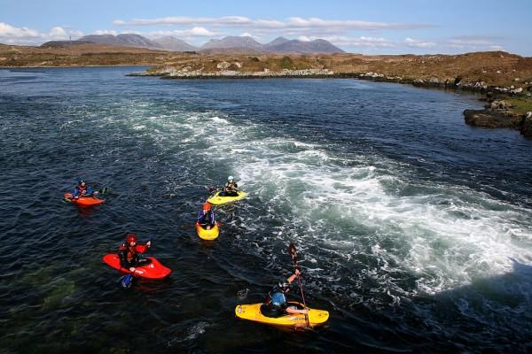 Adventure Activities Licensing Scheme for Ireland