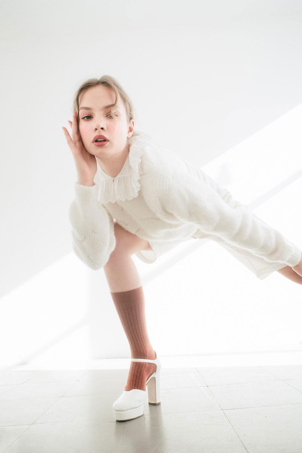 The Forest Shoes & L'Arca & Floral Atelier