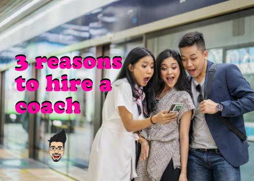3 Reasons Why An Entrepreneur Needs a Life Coach