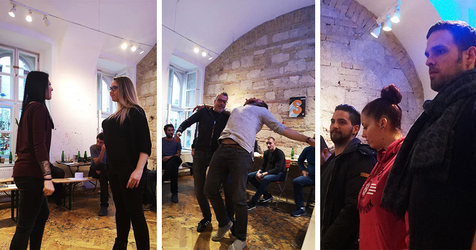 Eventsure vibecare training and clubconsultancy in Budapest