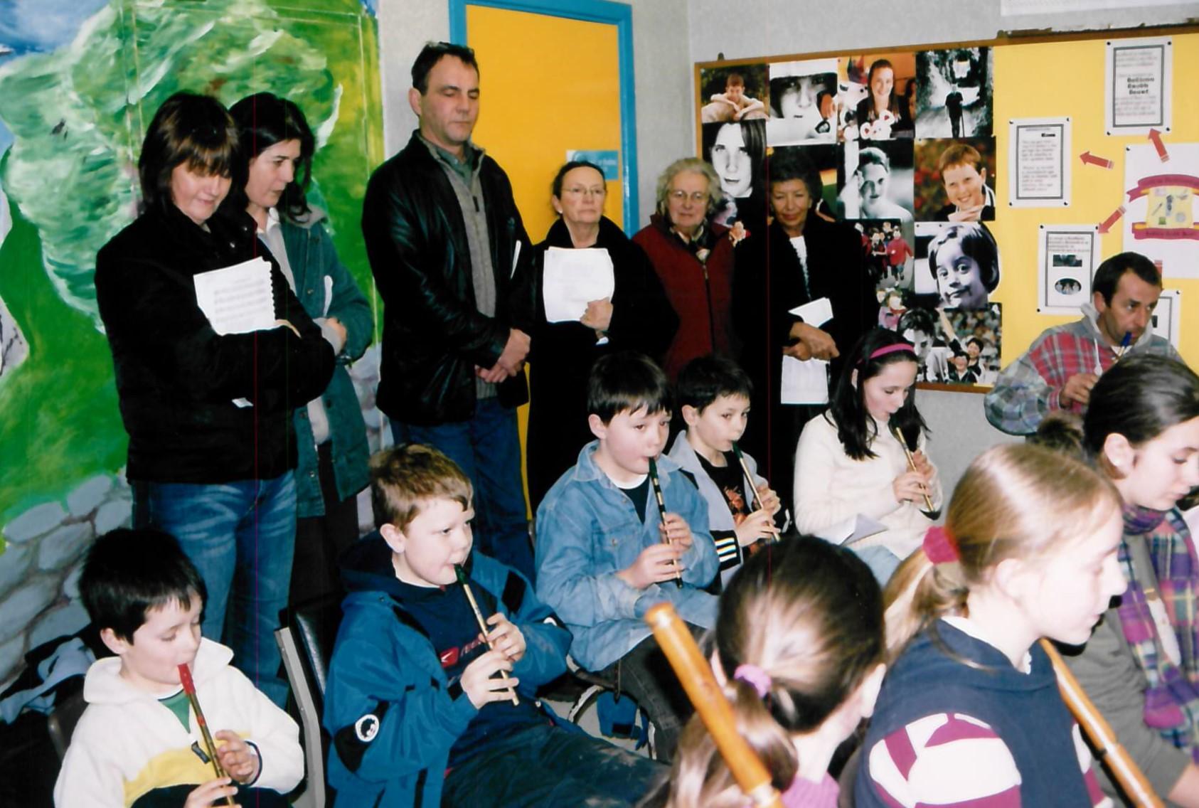 Rang na Feadóige Stáin 2005