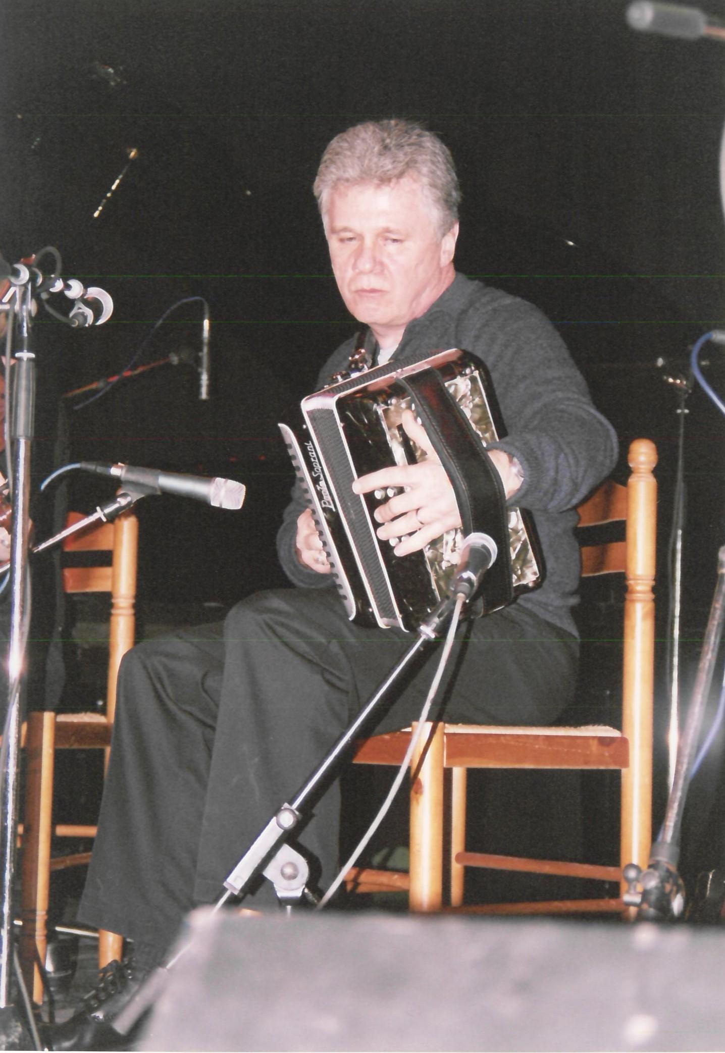 Bill McComisky, Nua Eabhrac