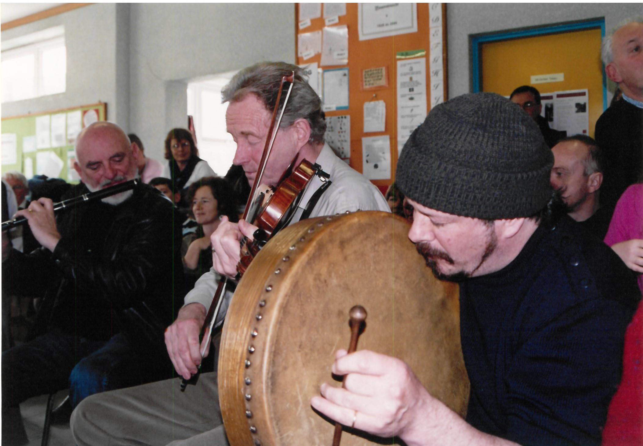 Ceolchoirm sa Halla 2006