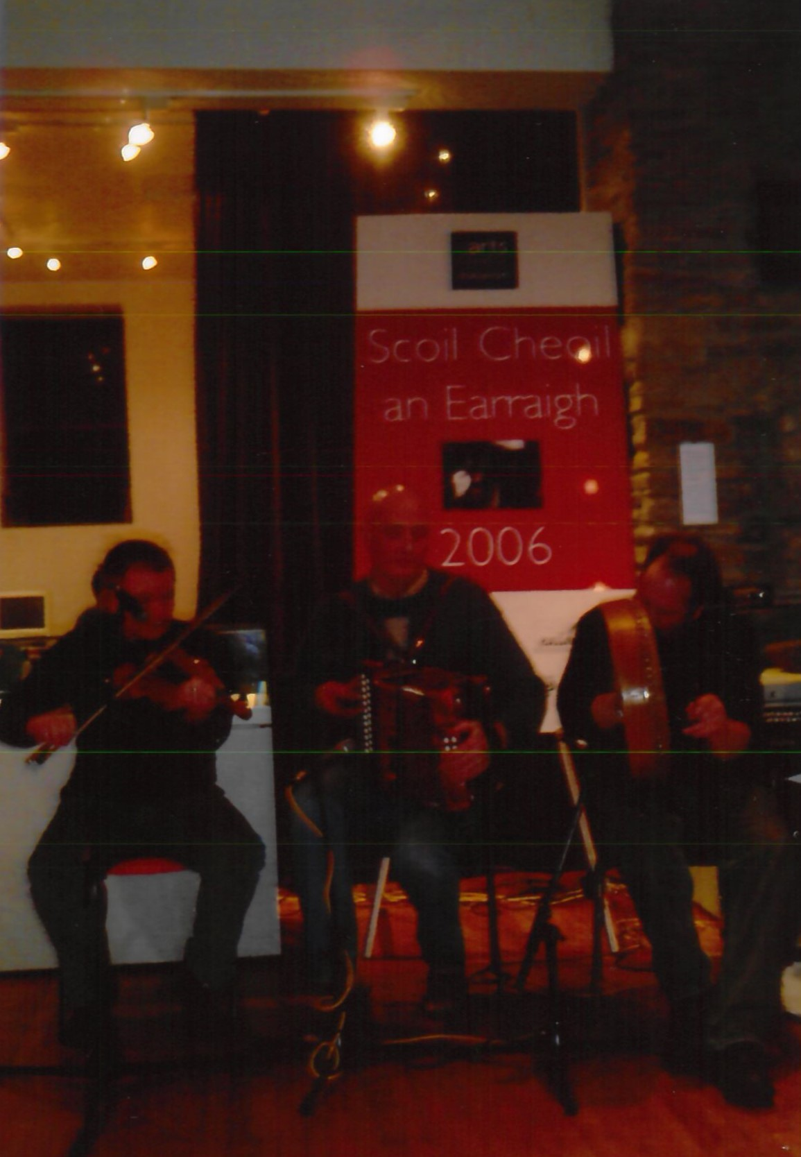 Oscailt Oifigiúil 2006
