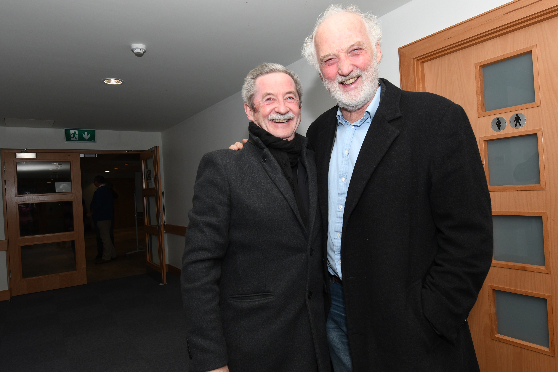 Philip King & Breanndán Ó Beaglaoich