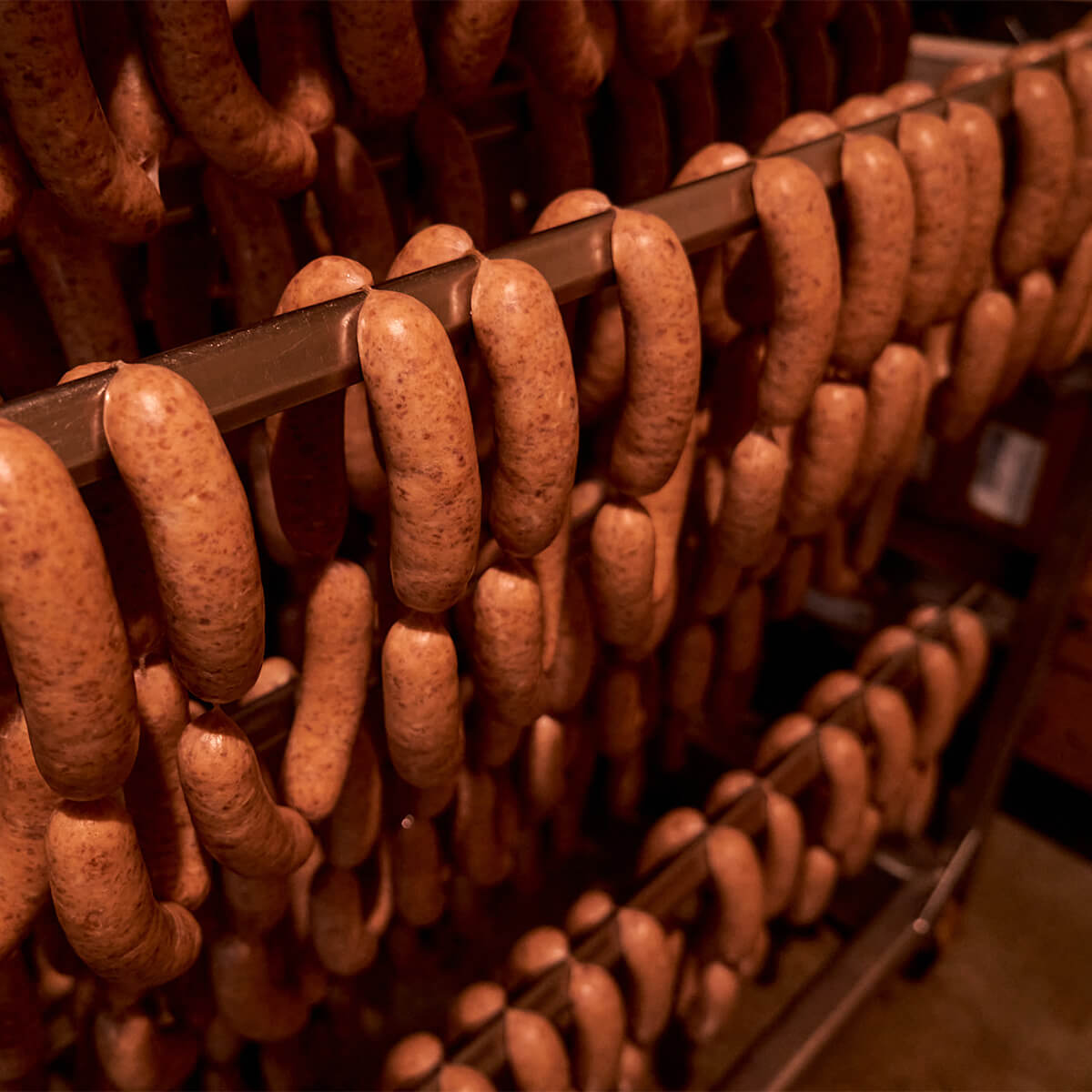 Image of smoked sausages