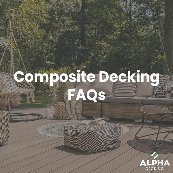 Composite Decking - FAQs