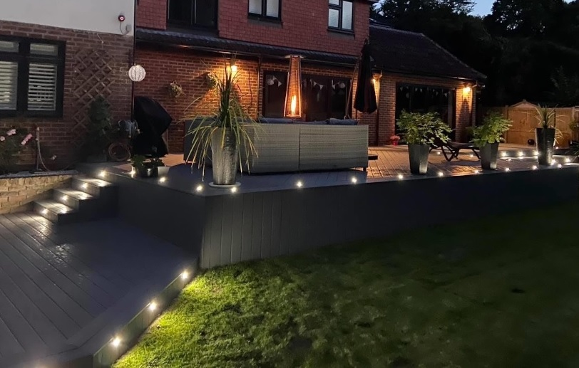 Choosing the right colour for your composite decking project is very important. Is Anthracite the colour for you? Well it is for many, many others...