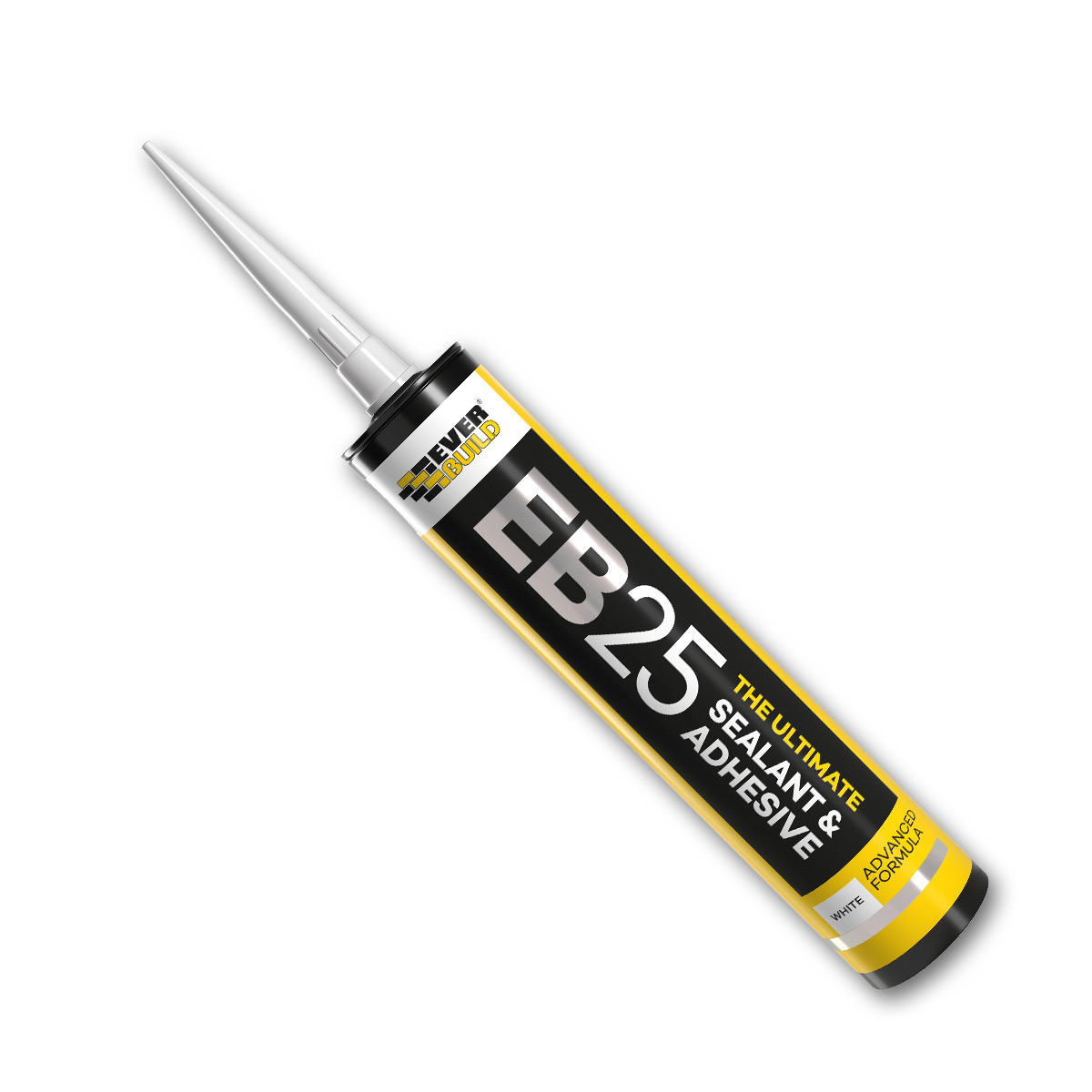 The ultimate sealant and adhesive. Perfect for attaching corner trims to composite decking.