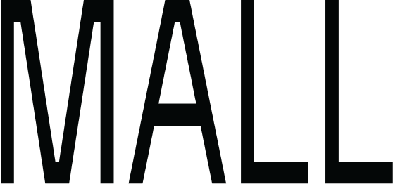 Logo of MALL.NYC spelling out mall in all caps