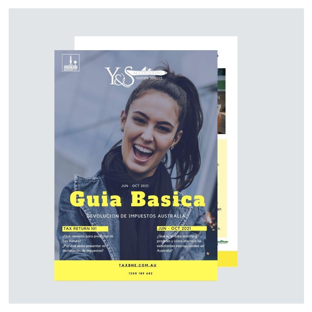 e-book en español acerca de impuestos en Australia