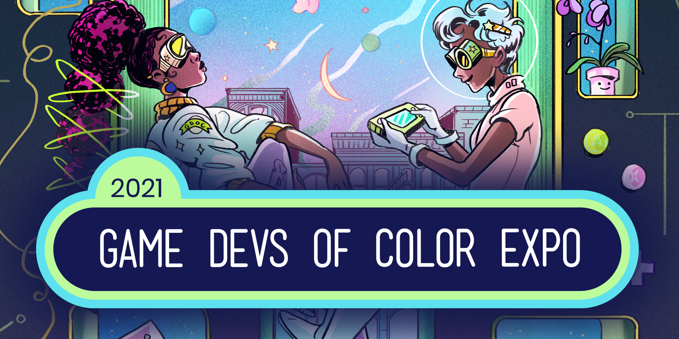 2021 Game Devs of Color Expo