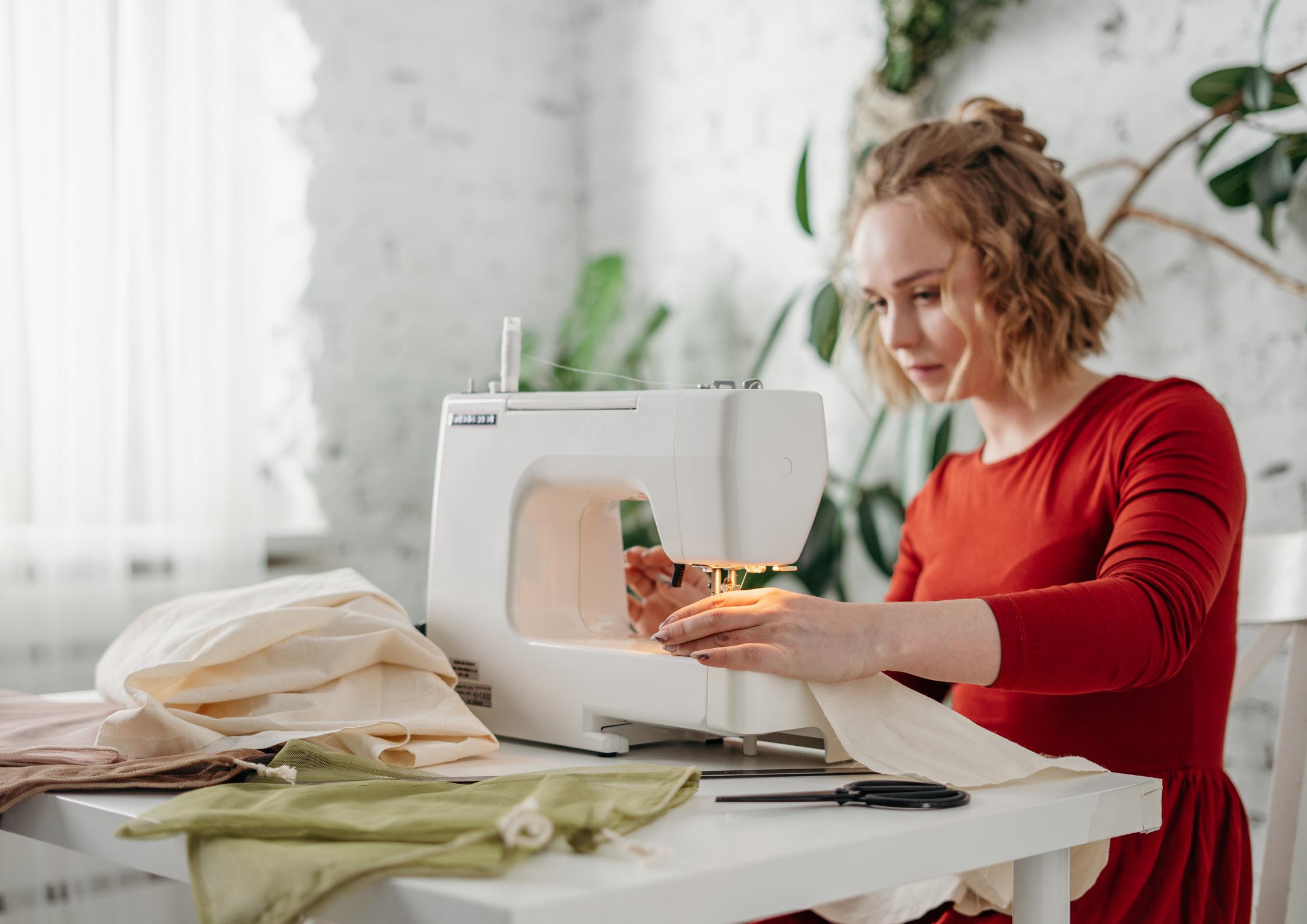Technical Skills - Sewing a Garment