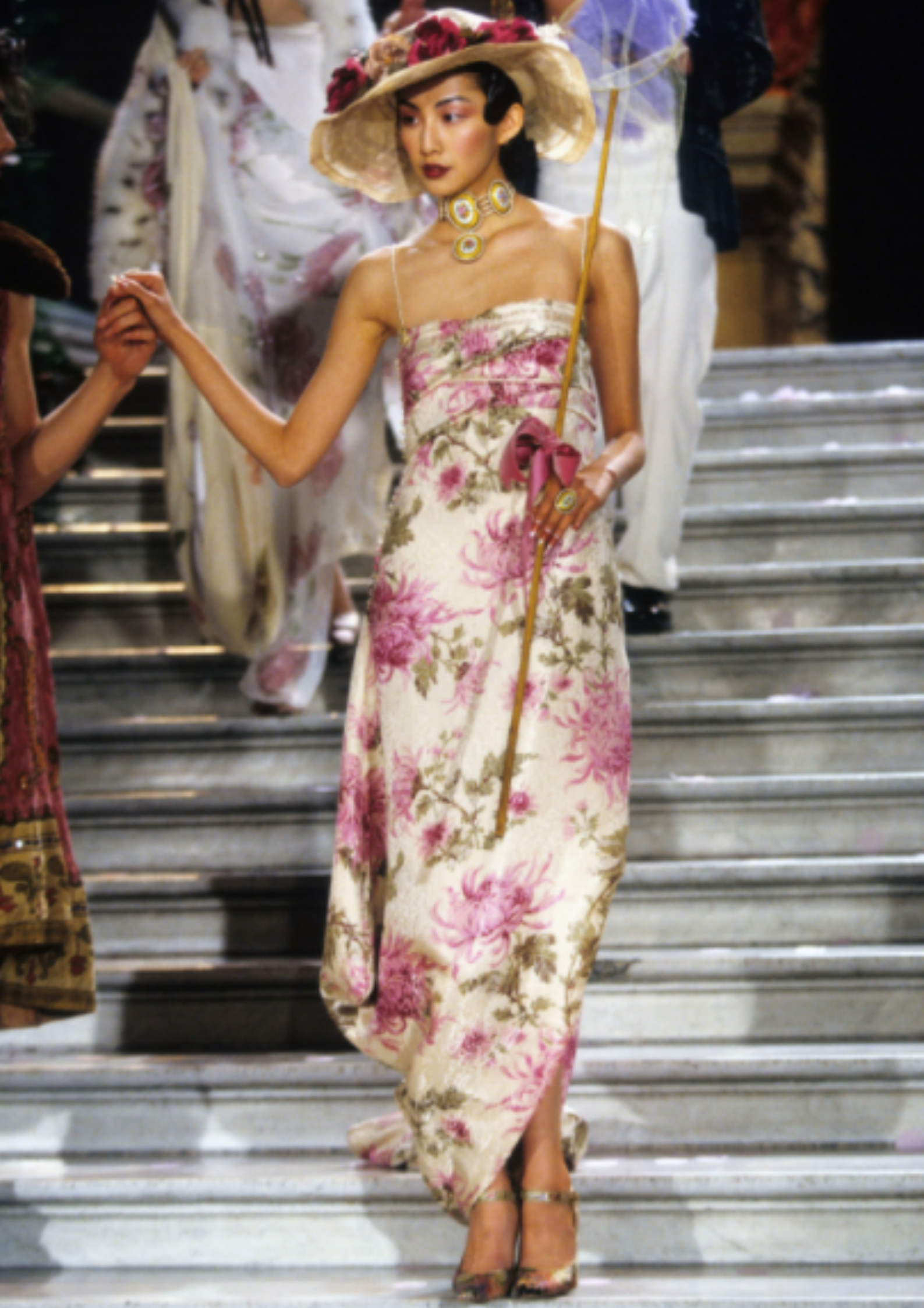 Christian Dior Spring 1998 Couture (Conde Nast Archives)