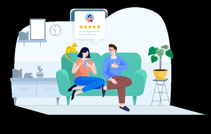 Maintaining Stellar Customer Reviews