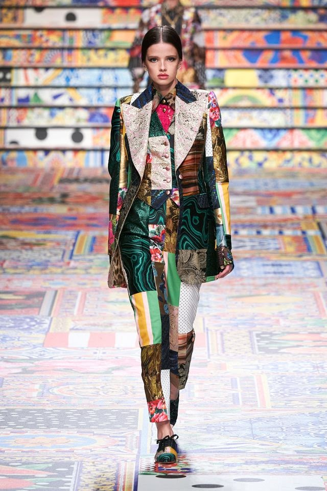 Whimsical, Colourful, Patchwork!
