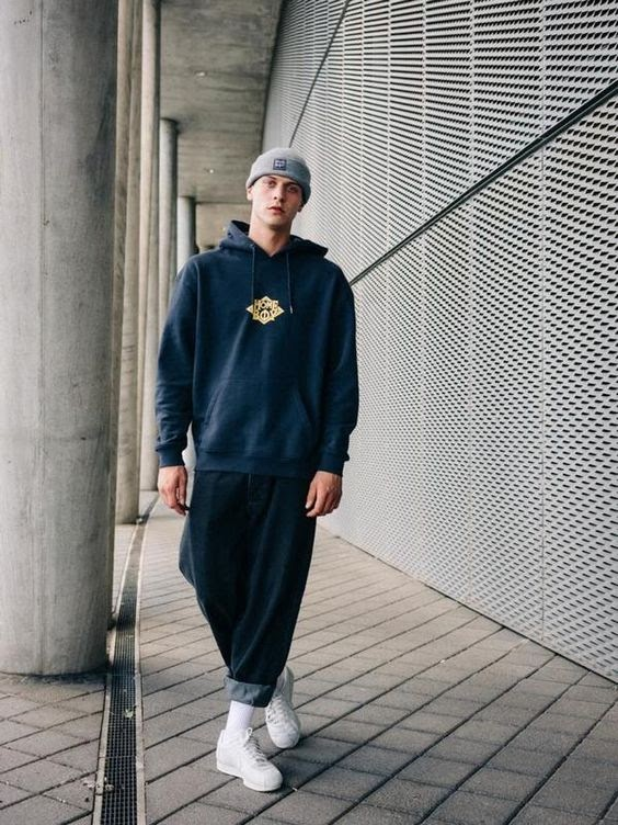 Men's Baggy Outfit