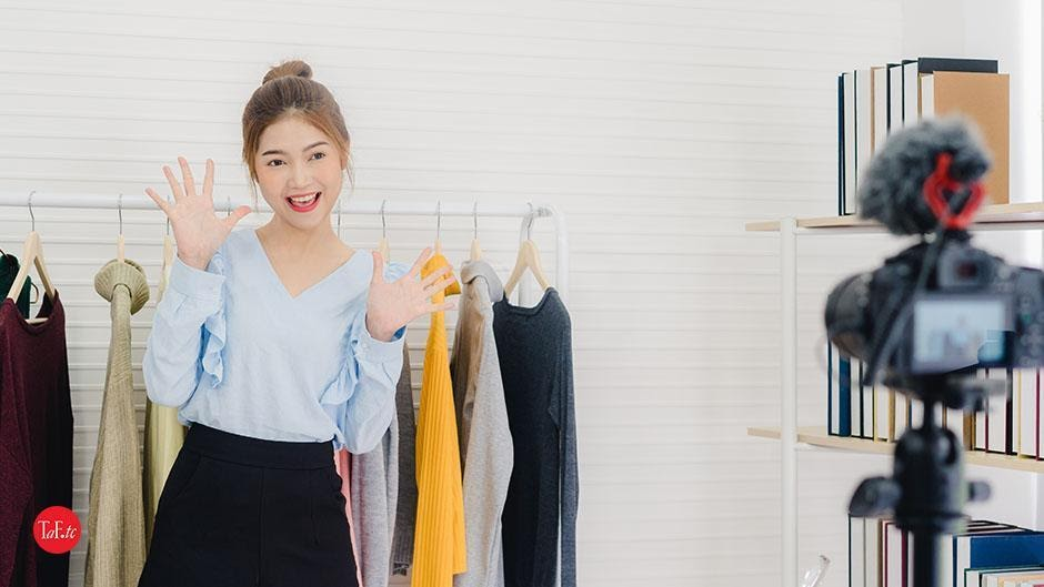 Social Media Influencer Fashion Lifestyle