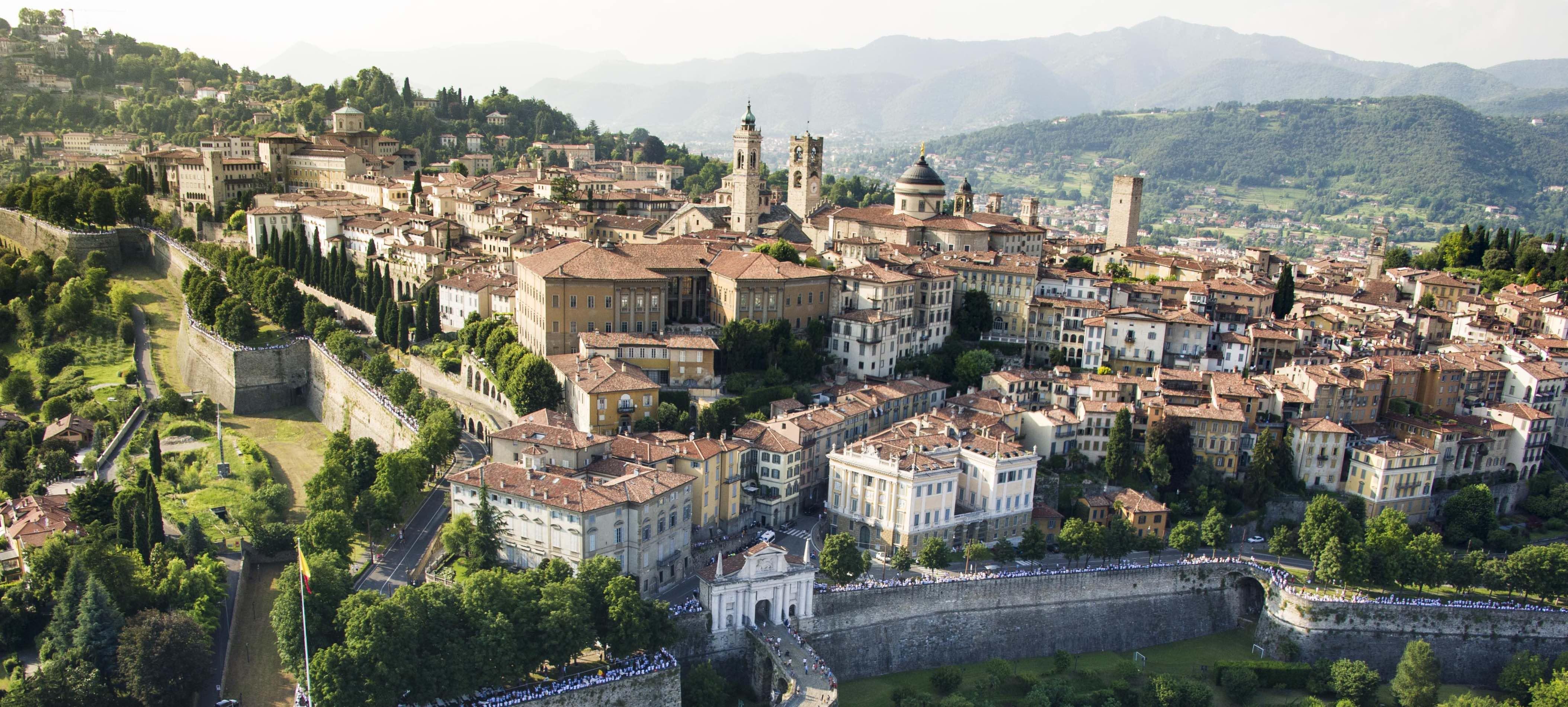 Bergamo citta