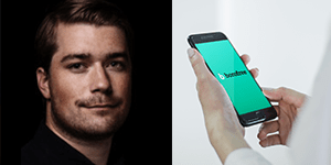A Chat with Minck Hermans, CEO at Cost-Free Salary Advance Solution: borofree