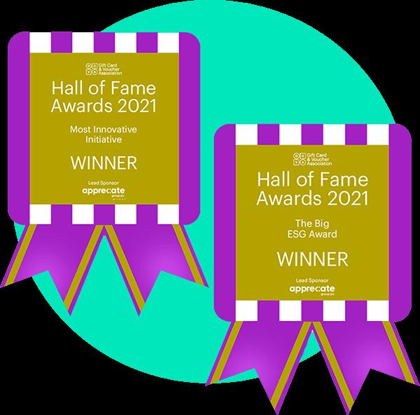 2 GCVA hall of fame awards
